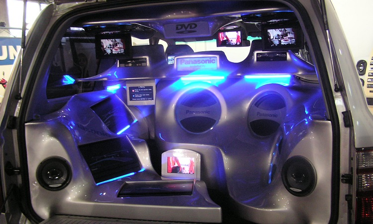 car audio Kielce