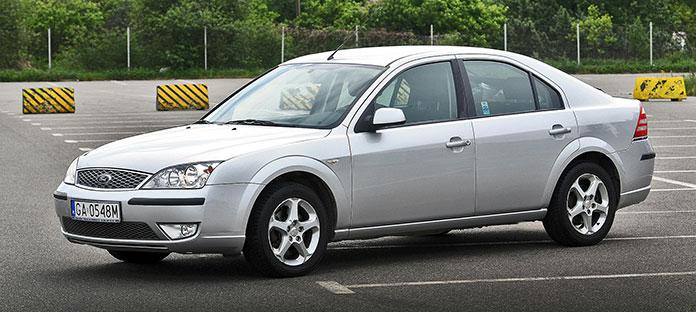 Nowy Ford Mondeo uzyskał maksymalnych 5 gwiazdek w testach Euro NCAP