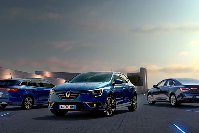 Premiery Renault na rok 2017