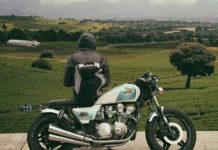 Kurtki dla motocyklistów