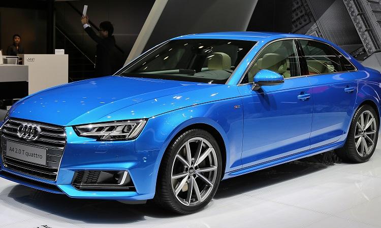 Audi a4 1.8 t spalanie