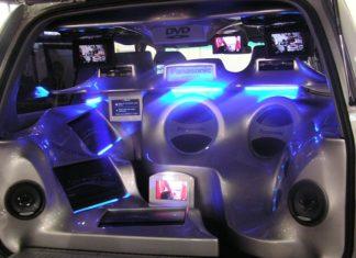 car audio Kielce