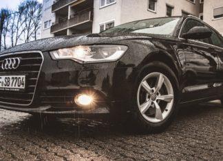 Audi a6 c6 2.4 spalanie